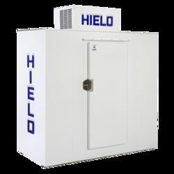 Conservador de Bolsas de Hielo CBH-150 Puerta Sólida