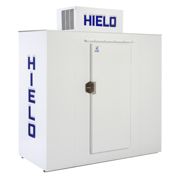 CBH-150 Conservador de Bolsas de Hielo Puerta Sólida