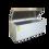 Conservador de Congelados CTCC-25 Tapa e Interior de Acero Inox