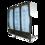 Enfriador Vertical CFX-64 3P