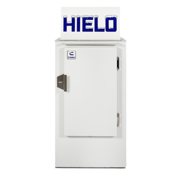 Conservador de Bolsas de Hielo CBH-20 Puerta Sólida
