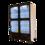 Enfriador Vertical CFX-42 4P