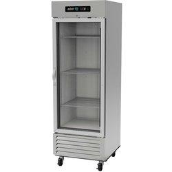 Refrigerador vertical de 23 pies cúbicos con 1 puerta de crista