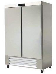 Conservador de congelados de 49 pies cúbicos c/2 puertas sólid