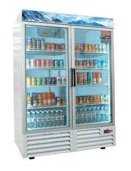 Refrigerador línea comercial de 49 pies cúbicos c/2 ptas