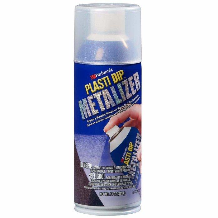 Plasti dip 11210-6 Aerosol Plata