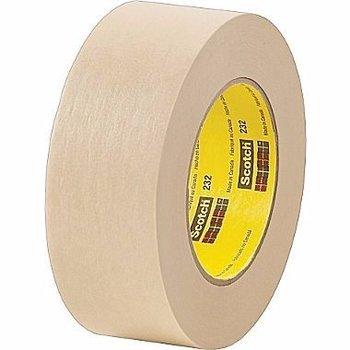 3M 232 Masking tape 72 mm x 55 m
