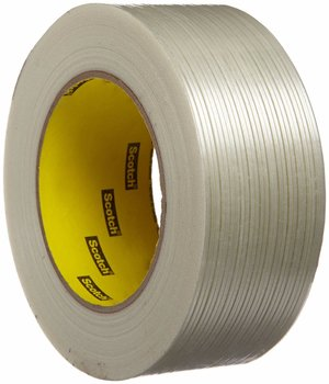 3M 893 Cinta filamento Uso industrial Scotch 72 x 55 m