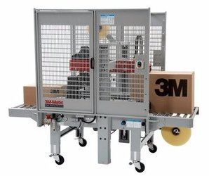 """3M 800r3 Máquina Selladora para 3"""" con bandas lat"""