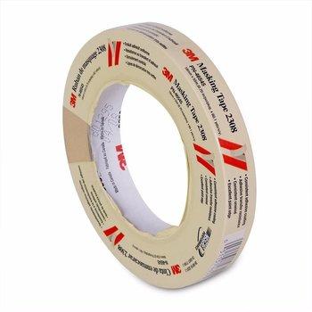 """3M 2308 Masking tape .018 x 55 M 3/4"""""""