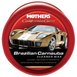 CALIFORNIA GOLD BRAZILIAN CARNAUBA CLEANER WAX