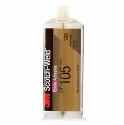 3M Dp105 Clear Epoxy Adh 1.7 Fl.Oz.