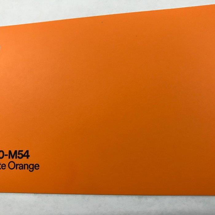 3M 1080-M54 MATTE ORANGE