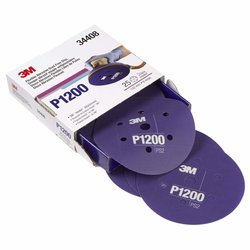 "3M 34408 Disco Abrasivo Flexible 6"" P1200"