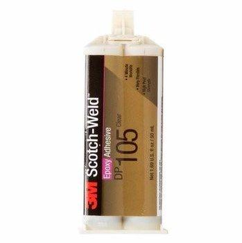 3M Dp105 Claro Adhesivo Epoxico Bote Con 200Ml