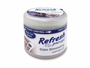9941 Refresh Your Car® 4.5 oz. Gel Aromatizante AutoNuevo