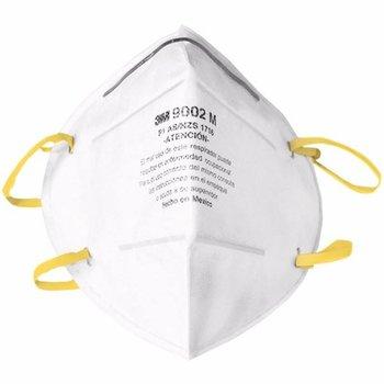 3M 9002M Respirador plegable para Polvos y Neblinas Tipo P1