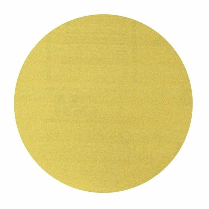 """3M 981 Disco Hookit Gold 6"""", P120 (Subempaque c/100)"""