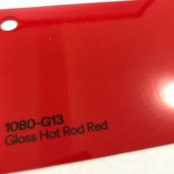 3M 1080-G13 HOTROD REDGLOSS