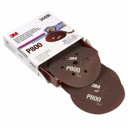 "3M 34406 Disco Abrasivo Flexible 6"" P800"