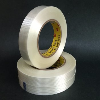 3M 8915 Cinta de filamento de uso industrial 25 x 55 m