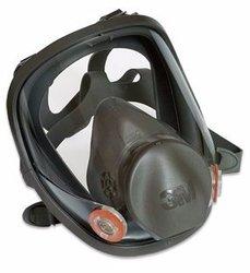 3M 6800 Respirador de cara completa, tamaño mediano