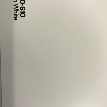 3M 1080-S10 SATIN WHITE