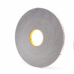 3M 4956 Cinta de Espuma Acrílica ad. a metales 1.6 mm12x32.9M