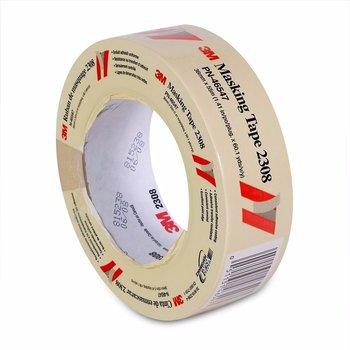 """3M 2308 Masking tape.036 x 55 m1 1/2"""""""