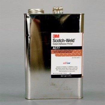 3M Primer AC77, 1 Gallon Por Caja