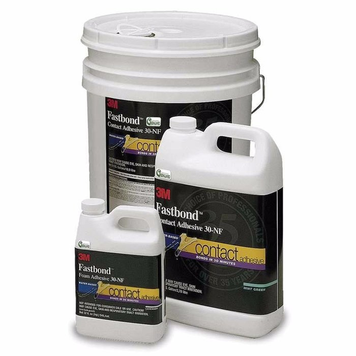 3M Fastbond 30Nf Neutral Contact Gallon *** -3Mid- 62427475306