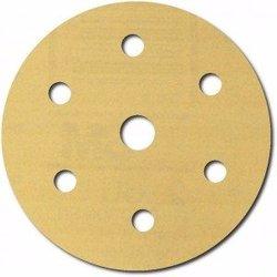 3M 1083 Disco Hookit Gold P80C (Subempaque c/75)