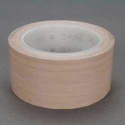 3M 5498 Cinta PTFE c/Adhesivo no silicona 50 x 33 m