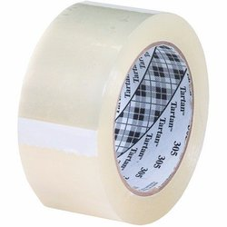 3M 305 Cinta de empaque Uso general Tartan 48 mm x 100 m