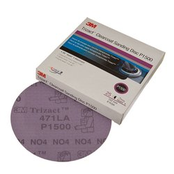 "3M 2094 Disco Trizact Hookit Clear Coat 3"" P1500"