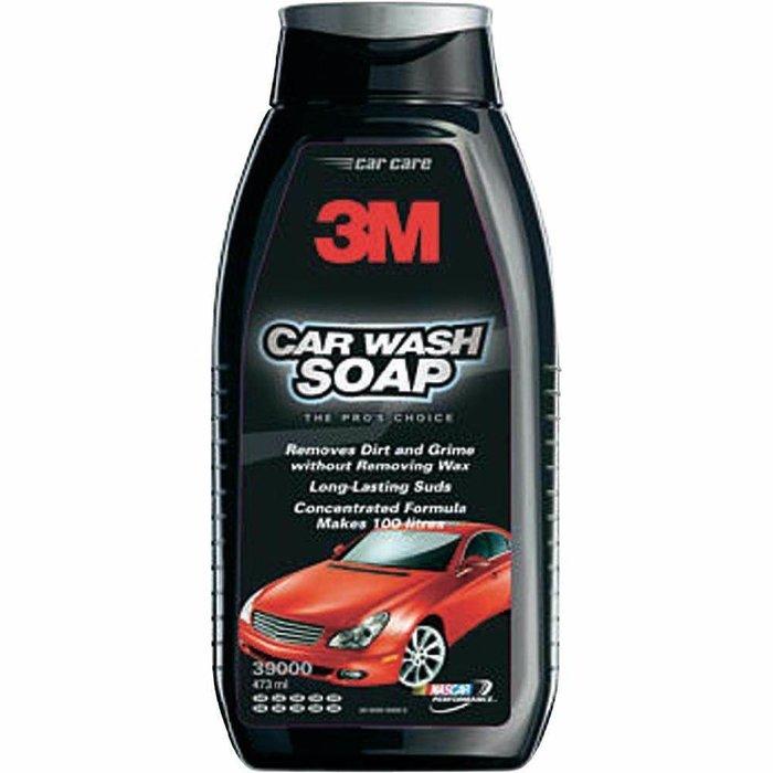 3M 39000 Car Wash Soap 473 ML