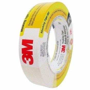 3M 203 Masking tape Uso general 24 mm x 50 m