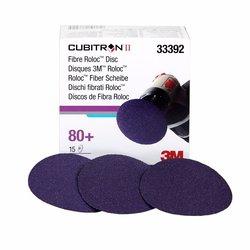 3M 33392 Disco fibra Cubitron II G80+