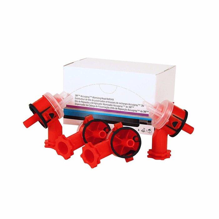 3M 16609 Boquillas atomizadoras accuspray 2.0mm