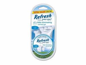 9922 Refresh Your Car® 2.5oz. Gel Aromatizante Lino Fresco