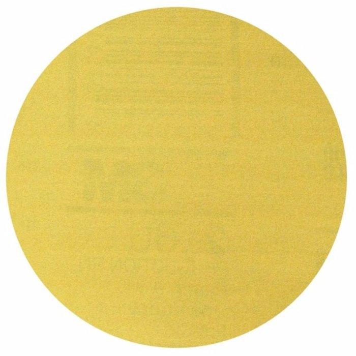 """3M 982 Disco Hookit Gold 6"""", P100 (Subempaque c/100)"""