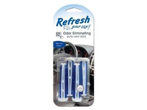 9588 Refresh Your Car® Vent Sticks Auto Nuevo