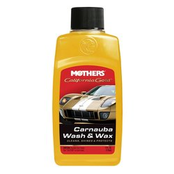 CALIFORNIA GOLD CARNAUBA WASH & WAX