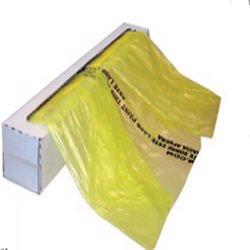 3M 6700 Pelicula plastica amarilla 3.65 x 106.6 MTS