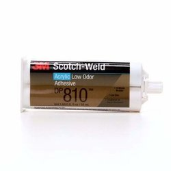 3M Dp810 Adhesivo Acrilico Negro 50Ml