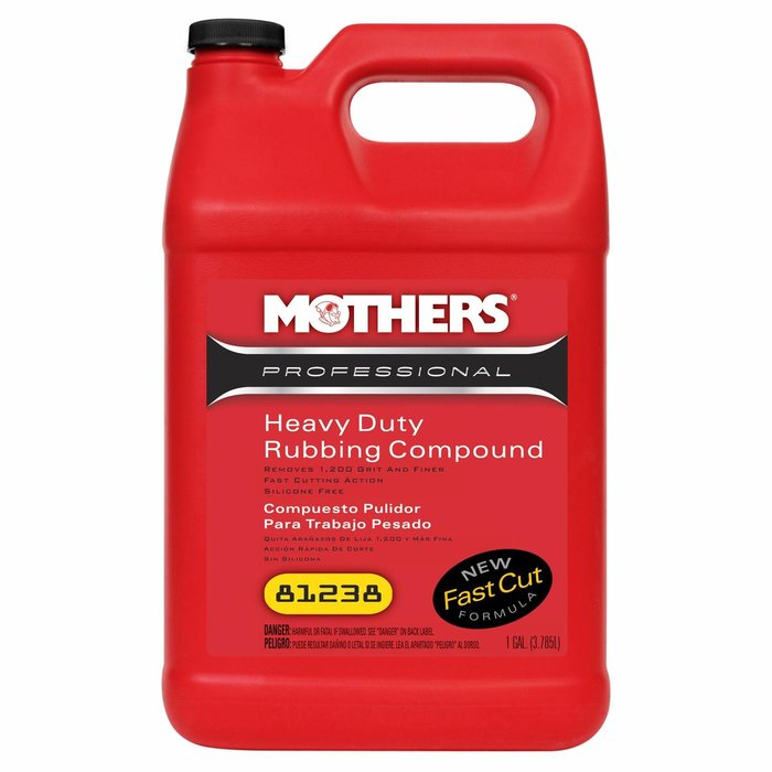 PRO HEAVY DUTY RUBBING COMPOUND