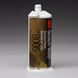 3M Dp8005 Adhesivoacrilico 45Ml Blanco