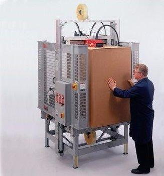 3M 800rks Máquina Selladora con bandas lat