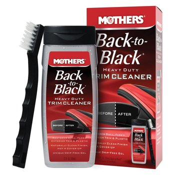 BACK TO BLACK HEAVY DUTY TRIM CLEANER