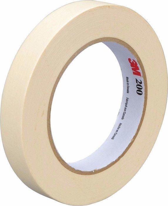 3M 200 Masking tape 12 mm x 50 m